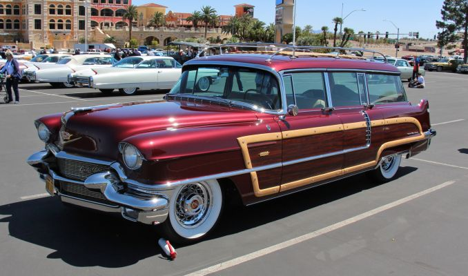 cadillac lasalle club photo gallery 1950 to 1958. Cars Review. Best American Auto & Cars Review