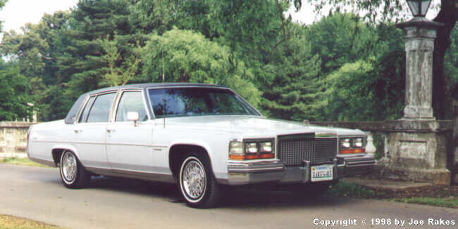 """Cadillac & LaSalle Club Photo Gallery - 1980 to 1989/""""Lady ..."""