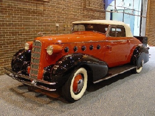 Cadillac & LaSalle Club Photo Gallery - 1927 to 1940/1934 ...