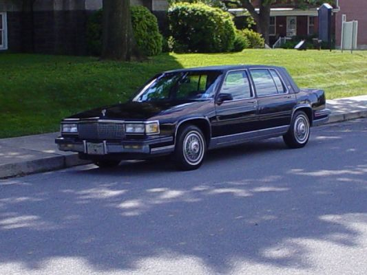 Cadillac Amp Lasalle Club Photo Gallery 1980 To 1989 1987