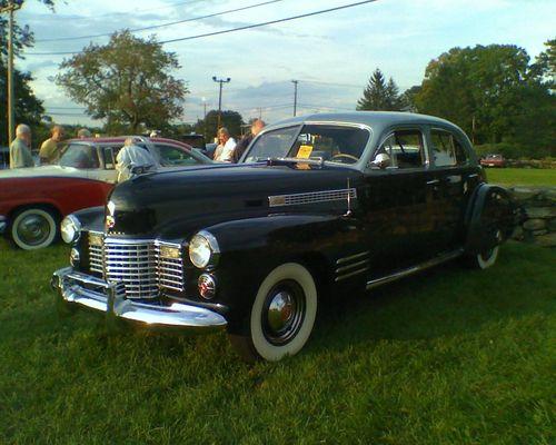 Cadillac lasalle club photo gallery 1940 to 1949 for 1949 cadillac 4 door sedan