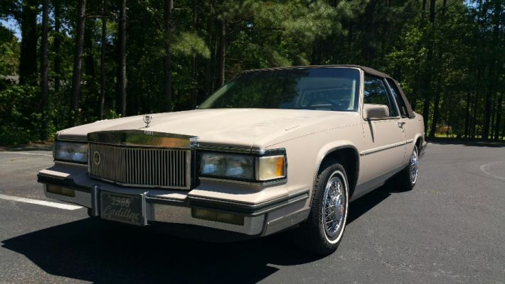 cadillac lasalle club photo gallery 1980 to 1989 1988. Cars Review. Best American Auto & Cars Review