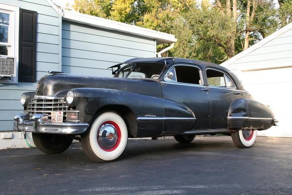 Cadillac & LaSalle Club Photo Gallery - 1940 to 1949/1946 Cadillac