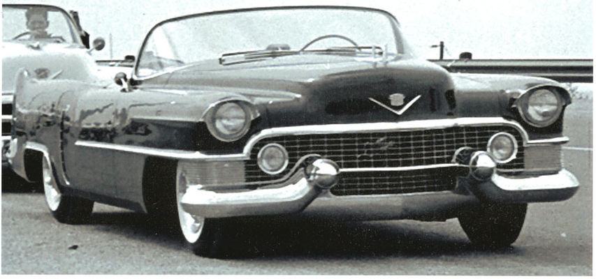 cadillac lasalle club photo gallery 1950 to 1959 1954. Cars Review. Best American Auto & Cars Review